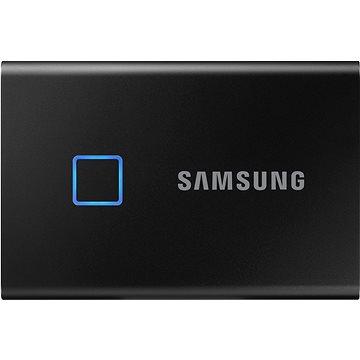 Samsung Portable SSD T7 Touch 2TB černý (MU-PC2T0K/WW)