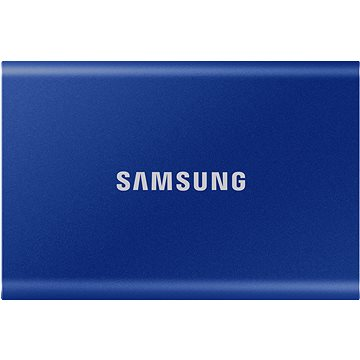 Samsung Portable SSD T7 500GB modrý (MU-PC500H/WW)