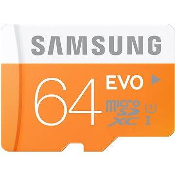 Samsung micro SDXC 64GB Class 10 EVO (MB-MP64D/EU)