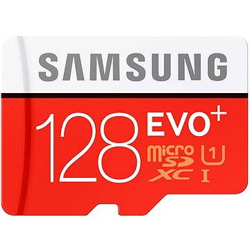Samsung micro SDXC 128GB EVO Plus (MB-MC128D/EU)