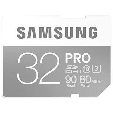 Samsung SDHC 32GB Class 10 PRO (MB-SG32E/EU)