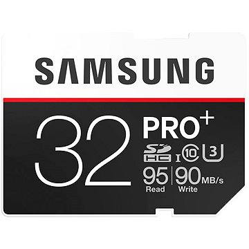 Samsung SDHC 32GB PRO Plus (MB-SD32D/EU)