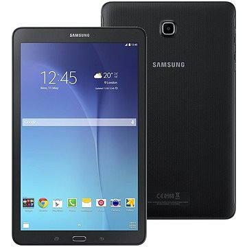 Samsung Galaxy Tab E 9.6 WiFi černý (SM-T560) (SM-T560NZKAXEZ) + ZDARMA Digitální předplatné Týden - roční