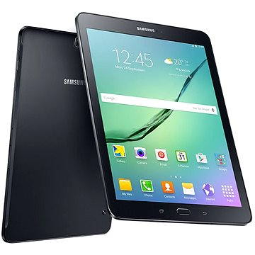 Samsung Galaxy Tab S2 9.7 LTE černý (SM-T819NZKEXEZ) + ZDARMA Flash disk Samsung OTG 64GB Digitální předplatné Týden - roční