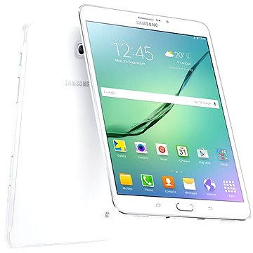 Samsung Galaxy Tab S2 9.7 LTE bílý (SM-T819NZWEXEZ) + ZDARMA Elektronická licence Microsoft Office 365 pro jednotlivce Power Bank Xiaomi Power Bank 16000 mAh Silver Digitální předplatné Týden - roční