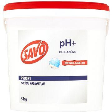 SAVO Do bazénu pH+ zvýšení hodnoty pH 5kg (67449739)