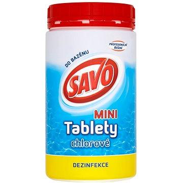 SAVO Chlorové tablety mini 0.9kg (67199919)