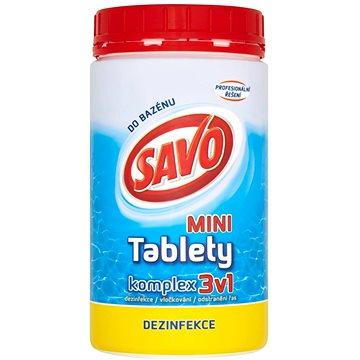 SAVO Chlorové tablety mini komplex 3v1 0.8kg (67199917)