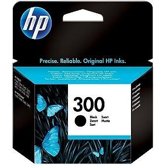 HP CC640EE č. 300 černá (CC640EE)