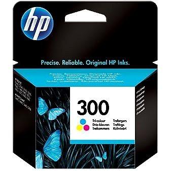 HP CC643EE č. 300 barevná (CC643EE)