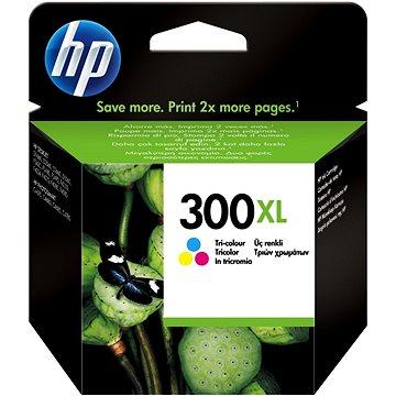 HP CC644EE č. 300XL barevná (CC644EE)