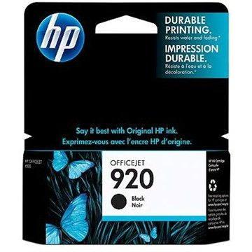 HP CD971AE č. 920 černá