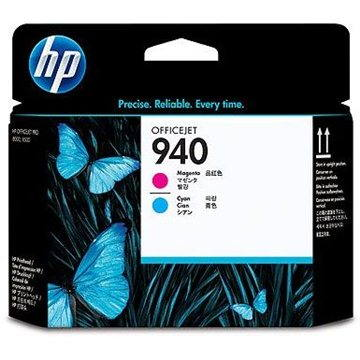 HP C4901A č. 940 azurová, purpurová (C4901A)