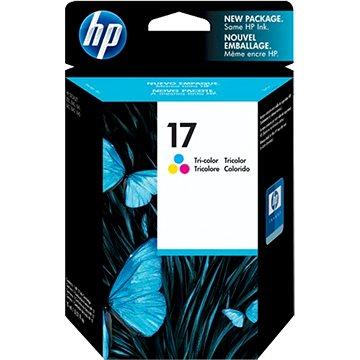 HP C6625A č. 17 barevná (C6625AE)