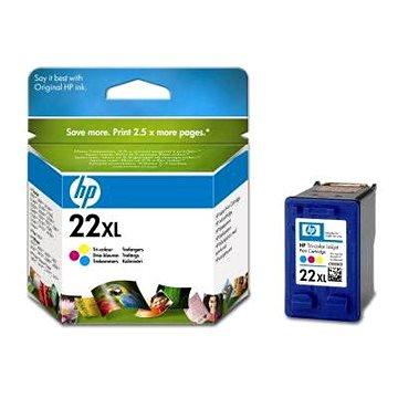 HP C9352CE č. 22XL barevná (C9352CE)