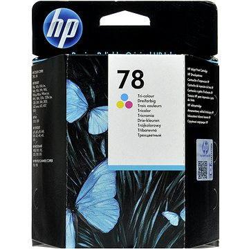 HP C6578D č. 78 barevná (C6578D)