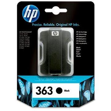 HP C8721EE č. 363 černá (C8721EE)