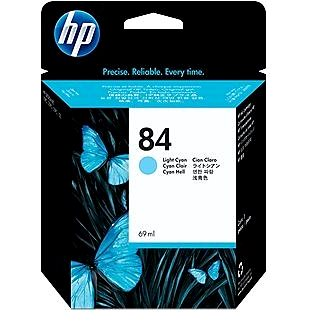 HP C5017A č. 84 světle azurová (C5017A)