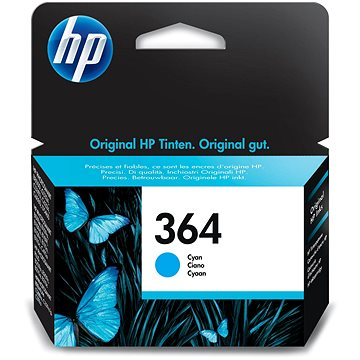 HP CB318EE č. 364 + ZDARMA Flash disk Pioneer 4GB