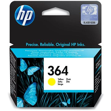HP CB320EE č. 364 + ZDARMA Flash disk Pioneer 4GB