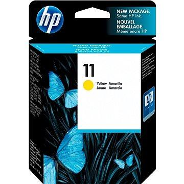 HP C4838AE č. 11 žlutá (C4838AE)