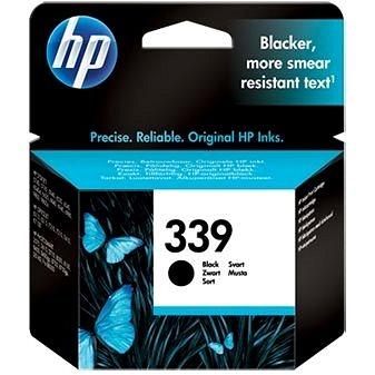 HP C8767EE č. 339 černá (C8767EE)