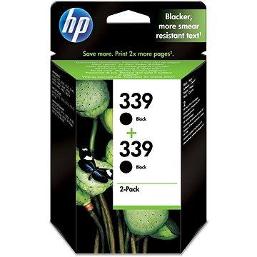 HP C9504EE č. 339 černá (C9504EE)