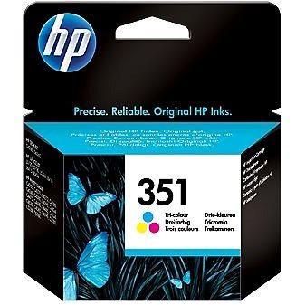 HP CB337EE č. 351 barevná (CB337EE)