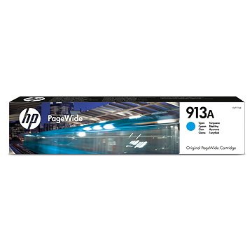HP 913A PageWide Cyan (F6T77AE)