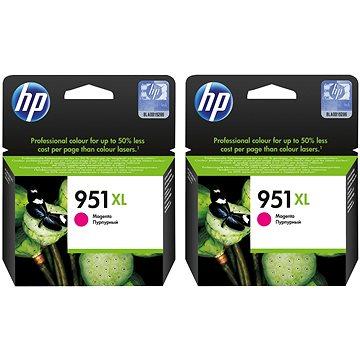 HP CN047AE č. 951XL 2ks purpurová (2xCN047AE)