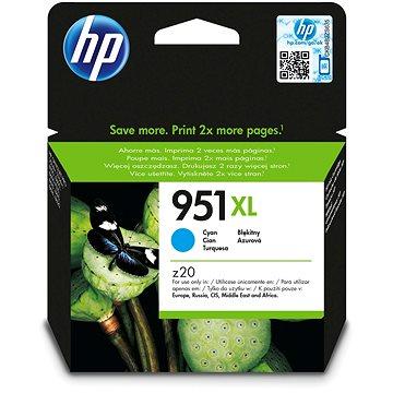 HP CN046AE č. 951XL azurová