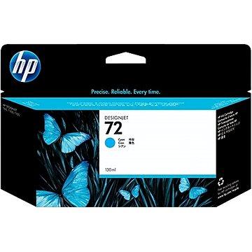 HP C9371A č. 72 azurová