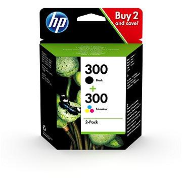 HP CN637EE č. 300 combo pack (CN637EE)