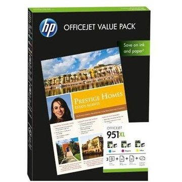 HP CR712AE 951 XL Officejet Value Pack