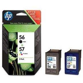HP SA342AE č. 56 a č. 57