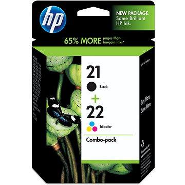 HP SD367AE č. 21 a č. 22