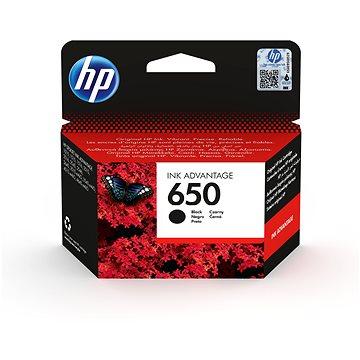 HP CZ101AE č. 650 černá (CZ101AE)