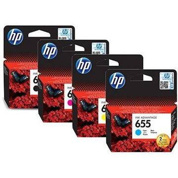 HP č. 655 multipack - cenově výhodné balení