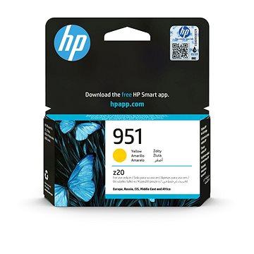 HP CN052AE č. 951 žlutá (CN052AE)