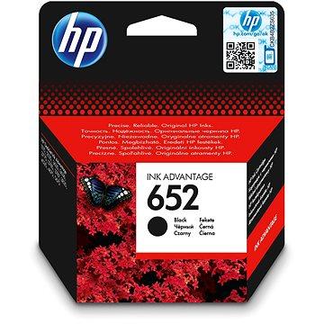 HP F6V25AE č. 652 černá (F6V25AE)