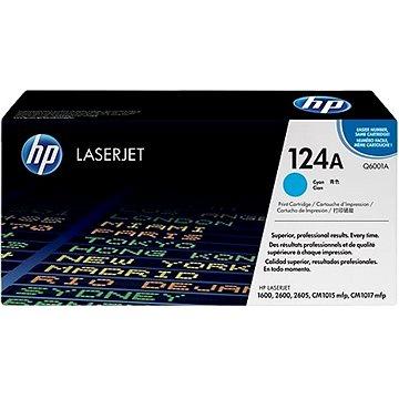 HP Q6001A azurový (Q6001A)