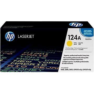HP Q6002A žlutý (Q6002A)