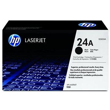 HP Q2624A č. 24A černý - originální