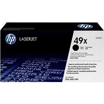 HP Q5949X č. 49X černý (Q5949X)