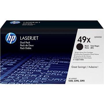 HP Q5949XD č. 49X černý - originální
