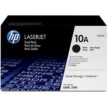 HP Q2610A č. 10A černý - originální