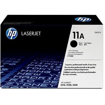 HP Q6511A č. 11A černý - originální
