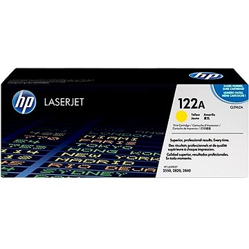 HP Q3962A žlutý - originální