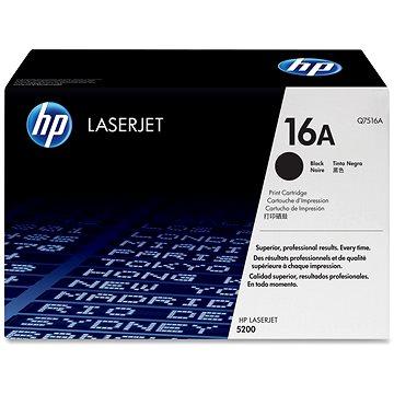 HP Q7516A č. 16A černý (Q7516A)