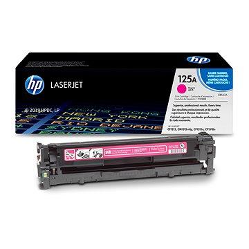 HP CB543A purpurový - originální
